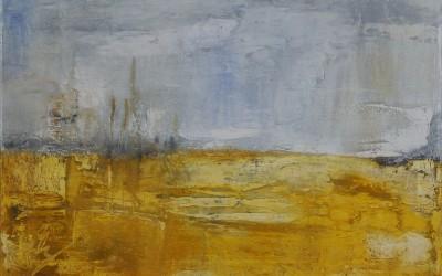 Ein anderer Tag, 59 x 40 cm, Öl auf Leinwand