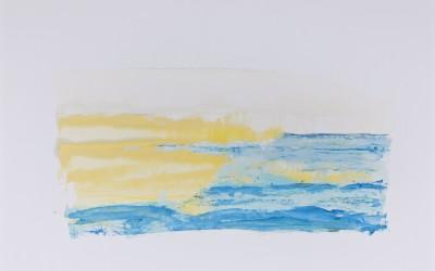 Ohne Titel 12, 84,10 x 59,40 cm, Mischtechnik auf Papier
