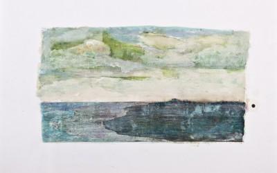Ohne Titel 14, 84,10 x 59,40 cm, Mischtechnik auf Papier