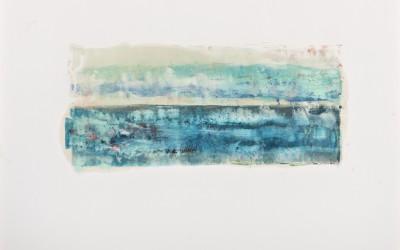 Ohne Titel 16, 84,10 x 59,40 cm, Mischtechnik auf Papier
