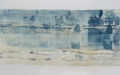 Ohne Titel 8, 84,10 x 59,40 cm, Mischtechnik auf Papier