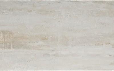 Weiß in Weiß I, 100 x 50 cm, Öl auf Leinwand